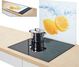 """Zeller Szklana deska/ochrona """"lemon"""", 50x56x0.8cm"""