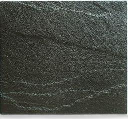 """Zeller Szklana deska/ochrona """"schiefer"""", 50x56x0.78cm"""