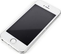 "Smartfon Apple APPLE iPhone 5s A1457 4"" A7 16GB, LTE, Touch ID, Silver Klasa A- iOS uniwersalny"