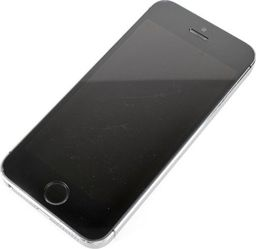 "Smartfon Apple APPLE iPhone 5s A1457 4"" A7 16GB, iOS 7, LTE, Touch ID, Klasa A- Space Gray uniwersalny"