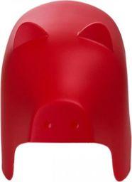 D2 Design Siedzisko dziecięce Piggy czerwone