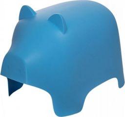 D2 Design Siedzisko dziecięce Piggy jasne niebiesk ie