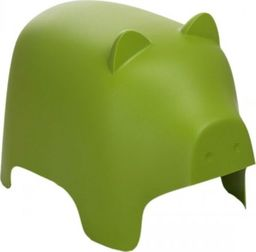 D2 Design Siedzisko dziecięce Piggy zielone