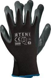 Upominkarnia Rękawice ochronne nitrylowe (RTENI_BS8) /12/ UPOMINKARNIA uniwersalny