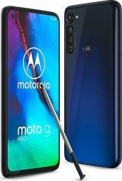Smartfon Motorola Moto G8PRO 128 GB Dual SIM Niebieski  (PAK00004PL)