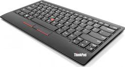 Klawiatura Lenovo ThinkPad TrackPoint II Bezprzewodowa Czarna US (4Y40X49521)