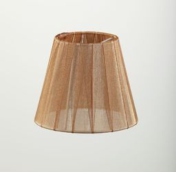 Maytoni Abażur do lampki stołowej brązowy Maytoni Lampshade LMP-BROWN-130 min. 50% taniej