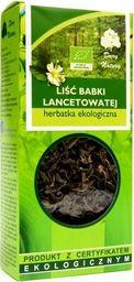 Dary Natury Herbatka Liść Babki Lancetowatej Bio 25 g - Dary Natury