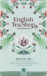 English Tea Sho Herbata Revive Me (20x1,5) BIO 30 g