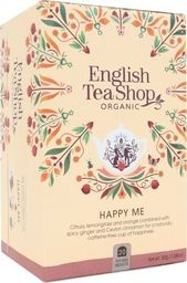 English Tea Sho Herbatka Happy Me (20x1,5) BIO 30 g