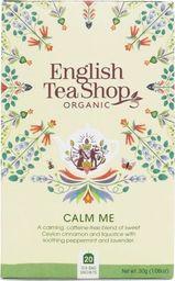 English Tea Sho Herbatka Uspokój mnie (20x1,5) BIO 30 g