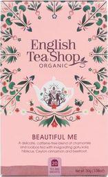 English Tea Sho Herbatka Piękna Ja (20x1,5) BIO 30 g