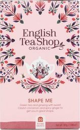 English Tea Sho Herbatka Shape Me (20x1,5) BIO 30 g