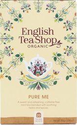 English Tea Sho Herbatka ziołowa Pure Me (20x1,5) BIO 30 g
