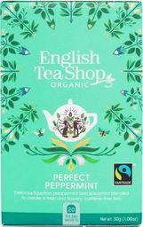 English Tea Sho Herbatka miętowa (20x1,5) BIO 30 g