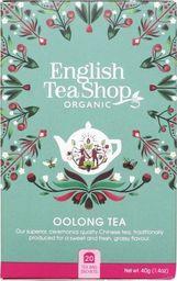 English Tea Sho Herbata Oolong (20x2) BIO 40 g