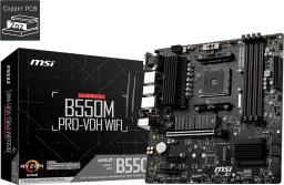 Płyta główna MSI B550M PRO-VDH WIFI