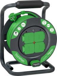 Schneider Electric przedłużacz bębnowy klasyczny 3G1.5mm 25m IP44 (IMT33145)