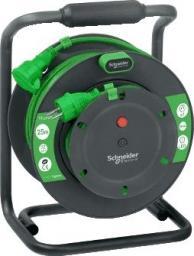 Schneider Electric przedłużacz bębnowy rozszerzony 3G1.5mm 25m IP44 (IMT33154)