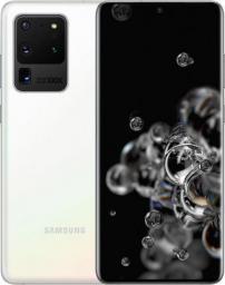 Smartfon Samsung Galaxy S20 Ultra 5G 128GB Dual SIM Biały (SM-G988BZW)