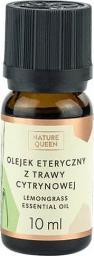 Nature Queen Olejek eteryczny z trawy cytrynowej 10ml