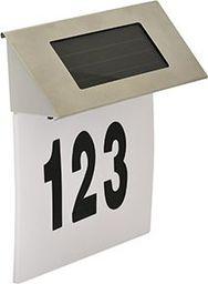 Kinkiet Polux Kinkiet na elewację biały Polux Home Number ledowy 309570