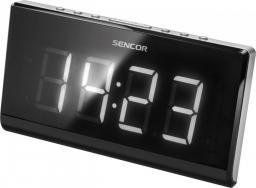 Radiobudzik Sencor SRC 340 Radiobudzik z projektorem czasu
