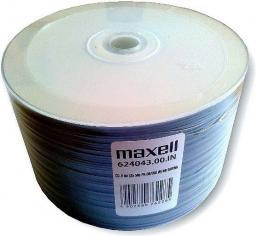 Maxell CD-R 700 MB 52x PRINTABLE SZPINDEL 50SZT   (624043.01)