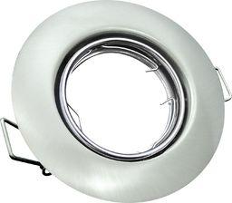Polux Wpust podtynkowy okrągły szary Polux OPIN 306395