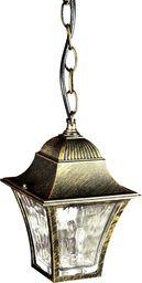 Polux Lampa wisząca ogrodowa mosiężna Polux LONDON ledowa 300881