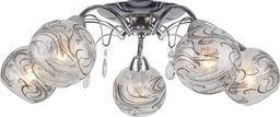 Lampa wisząca Lampex Aksa 5 5x40W  (449/5)