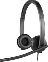 Słuchawki z mikrofonem Logitech HS570e Duo (981-000575)