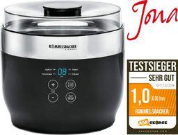 """Rommelsbacher Rommelsbacher JG 80 """"Jona"""" yoghurt maker(black / stainless steel)"""