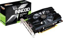 Karta graficzna Inno3D GeForce GTX 1660 Compact X1 6GB GDDR5 (N16601-06D5-1521VA29)