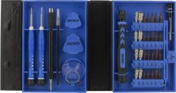 DELTACO Zestaw narzędzi do telefonu 38 elementów (VK-51)