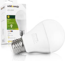 Whitenergy Żarówka LED, E27, 10W, 230V, biała ciepła (09913)