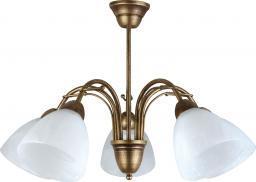 Lampa wisząca Lampex Klara 5 5x60W  (504/5)