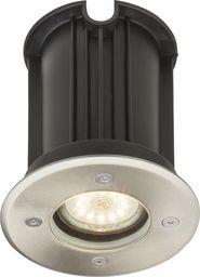 Globo Lampa najazdowa srebrna Globo STYLE II 31100
