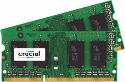 Pamięć do laptopa Crucial 4 GB 1600MHz CL11 (CT2KIT25664BF160B)