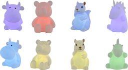 Globo Świecące zwierzęta LED - 4 wzory do wyboru - Globo KRAKA 28034-20