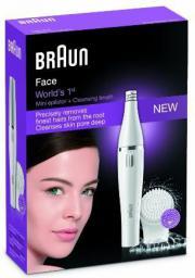 Depilator Braun Face SE810