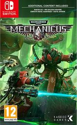 Gra NS Warhammer 40000 Mechanicus-4260458362389