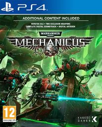 Warhammer 40000 Mechanicus -4260458362396 PS4