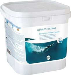 GRE Środek do pielęgnacji wody basenowej 250 g, 5 kg