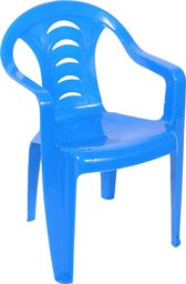 Oler plastikowe krzesło dla dzieci Tola, niebieskie (11520250)