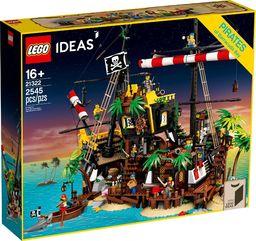 LEGO Ideas Piraci z Zatoki Barakud (21322)