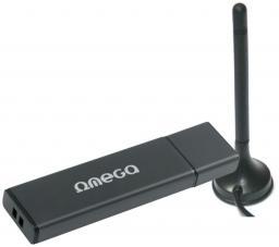 Tuner TV Omega USB DVB-T MPEG-4 H.264 AVC HD   (41399)