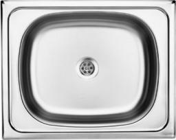 Deante Zlew 1-komorowy Twist bez ociekacza 40 x 50cm stalowy (ZEU 310A)