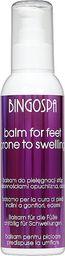 BingoSpa Balsam do stóp ból opuchlizna obrzęki BINGOSPA