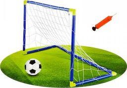 Woopie Bramka piłkarska z piłką i pompką Football Sport Woopie